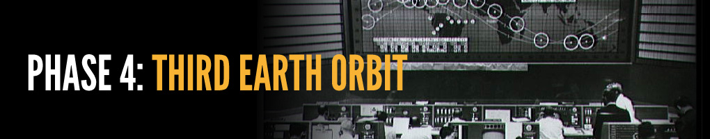 Phase 4: 3rd Orbit